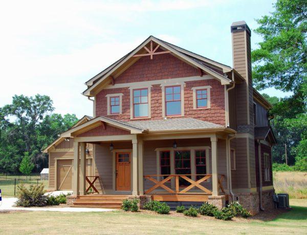maison brique